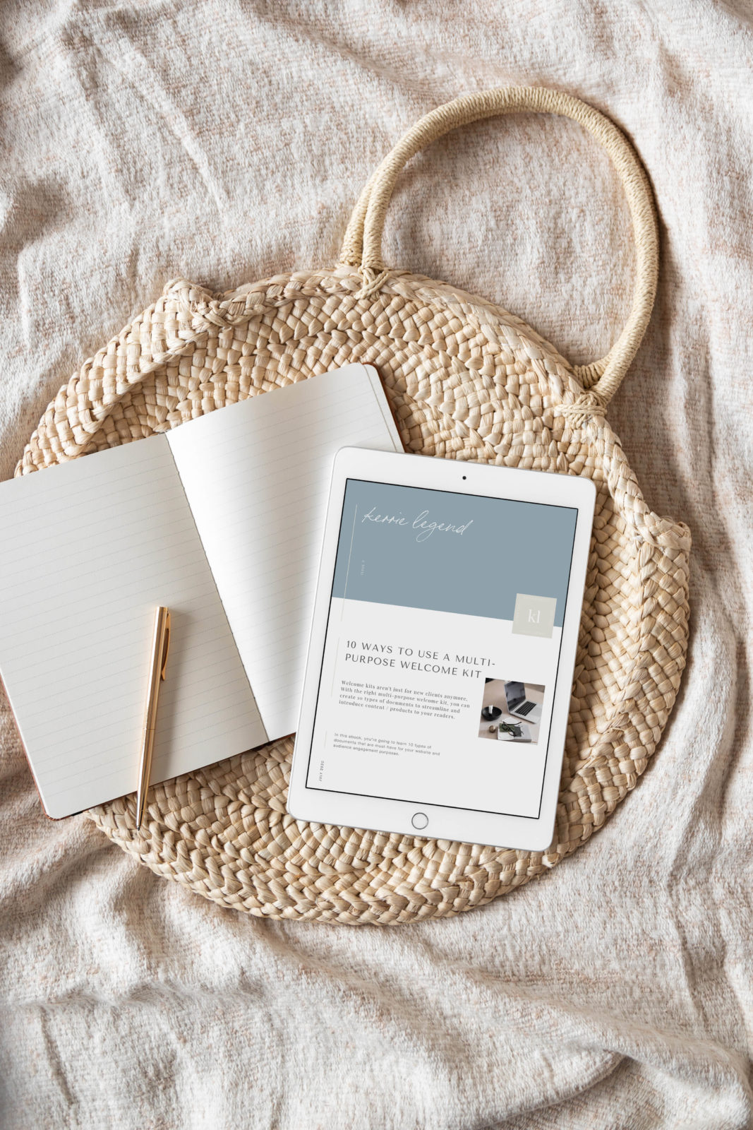 10 Ways to Use a Welcome Kit Template