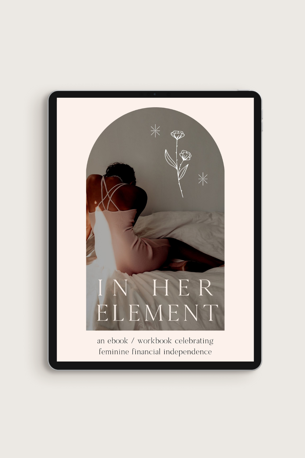 In Her Element eBook Canva Template